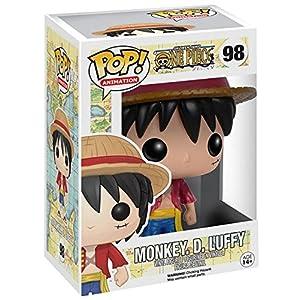 FUnko Pop Monkey D. Luffy (One Piece 98) Funko Pop One Piece