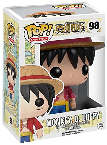 FUnko Pop Monkey D. Luffy (One Piece 98) Funko Pop One Piece