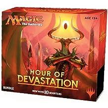 Magic the Gathering MTG-HOU-BU-EN Hour of Devastation Bundle Kartenspiel - Englisch