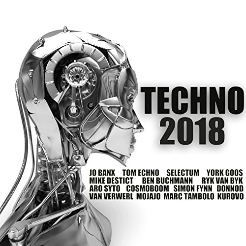 Techno 2018 (Continuous DJ Mix, Pt. 3)