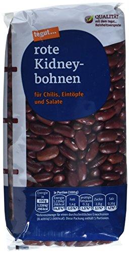 Tegut Rote Kidneybohnen, 500 g