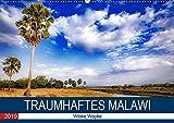 Traumhaftes Malawi (Wandkalender 2019 DIN A2 quer): Das warme Herz Afrikas entdecken (Monatskalender, 14 Seiten ) (CALVENDO Orte)