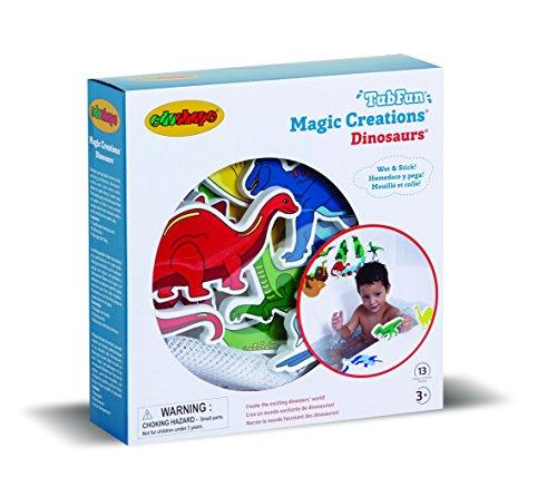 MBS BSM - Ed 547 009 - Baño Fun - Dinosaurios