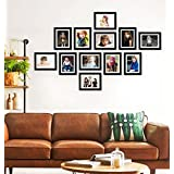 Printelligent Set Of Photo Frames Classic Set Of 12 Individual Photo Frames (12-6x8 Inch)