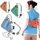 Sports Waist Bag Bottle Holding Pouch Travel Bag