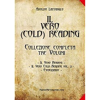 Il Vero (Cold) Reading - Collezione 3 Volumi