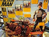 Action Man: Mission Grizzly (voll bewegliche Funktionsfigur)