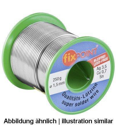 ltzinn-10-mm-250-g-rolle-51123-material-l-sn-ag-35-cu-07-lz-10-250g-fixpoint-lead-free