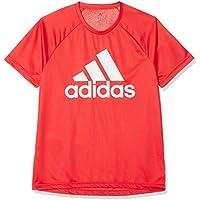 adidas D2M Logo Camiseta, Sin género,, L