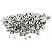 Image of 1000Pcs acciaio inox KM2x 3mm phillips viti a testa piatta