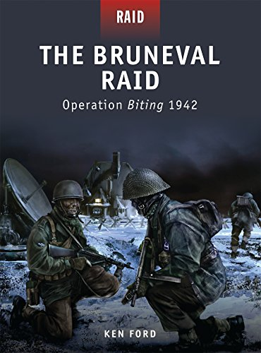 The Bruneval Raid: Operation Biting 1942
