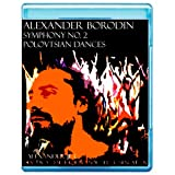 Borodin: Symphony No. 2 , Polovtsian Dances (Includes Alexander Jero Conceptual 7.1 Presentation) [7.1 DTS-HD Master Audio BD9 Disc][Blu-ray]