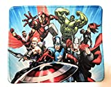 Supergifts Marvel Comics Mouse Pad Spider Man Luke Cage Black Panther Thor 17,8 x 22,9 cm DC Comics 7x9' avengers