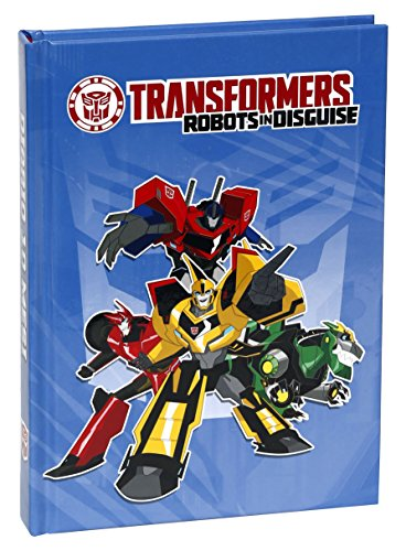 Giochi Preziosi - Transformers Diario Scuola 10 Mesi, Formato Standard, Grafiche Assortite