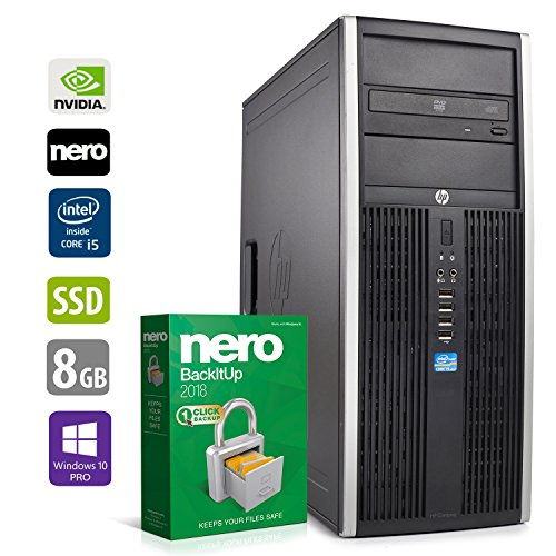 PC Gamer Multimédia Unité centrale - HP Elite 8300CMT - Nvidia Geforce...