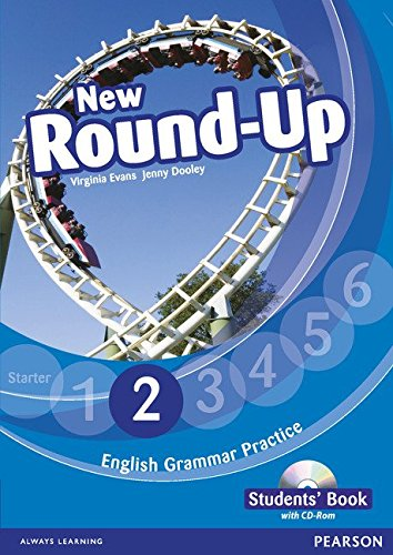 Round Up Level 2 Students' Book/CD-Rom Pack (Round Up Grammar Practice) por Jenny Dooley
