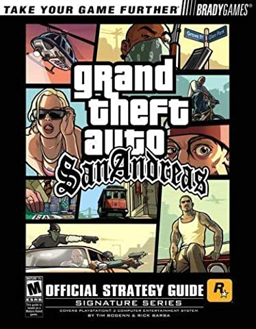 Grand Theft Auto:San Andreas? Official Strategy Guide (Signature) by Bogenn, Tim, Barba, Rick 1st (first) Edition