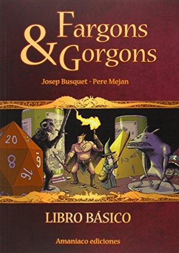 Fargons & Gorgons (Biblioteca Amaníaco)
