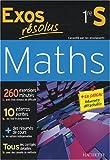 Maths 1e S