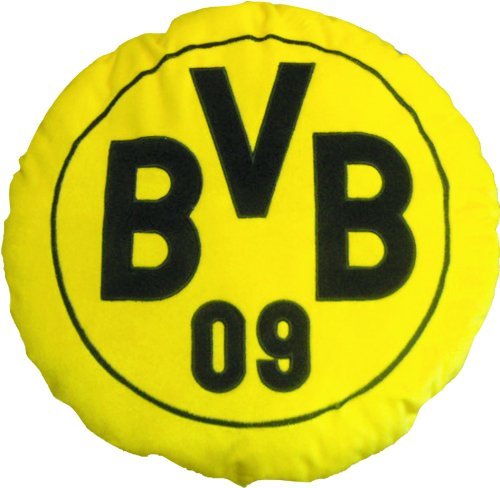 BVB 0651-99-9-01 Fan Kissen Dortmund Nicki -