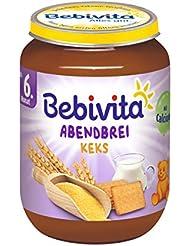 Bebivita Abendbreie Keks, 1er Pack (1 x 190 g)
