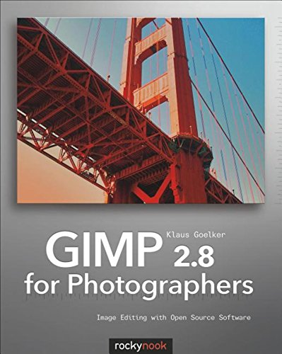 gimp 2.8 for photographers: image editing with open source software (english edition)