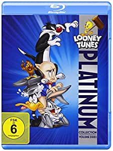 BD * Looney Tunes: Platinum Collection - Volume 3 (2 Discs) [Blu-ray] [Import anglais]