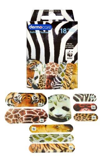 dermocare-cerotti-motivo-safari-wwf