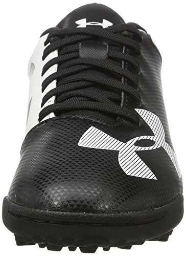 Under Armour Ua Spotlight Tf Jr, Scarpe da Calcio Unisex – Bambini Nero (Black 003)