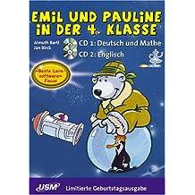 Emil und Pauline in der 4. Klasse Geburtstagsausgabe
