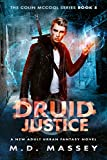 Druid Justice: A New Adult Urban Fantasy Novel (The Colin McCool Paranormal Suspense Series Book 5) (English Edition)