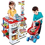Watermelon Supermarket Playset Shopping Cart
