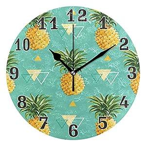 funnyy Reloj de Pared de