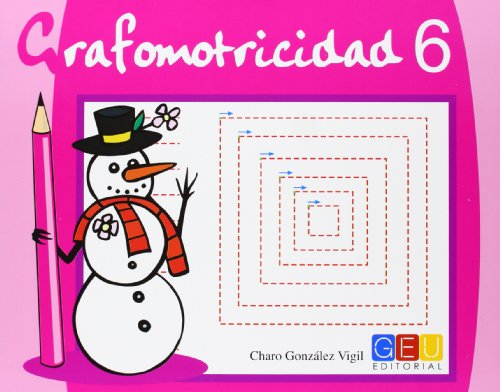 Grafomotricidad 6 por Charo González Vigil