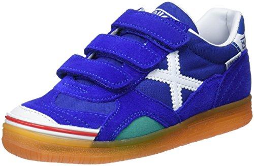 Munich Gresca Kid Vco, Zapatillas de Deporte Unisex Niños, Azul Azul Royal 03, 31 EU