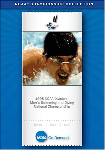 Preisvergleich Produktbild 1998 NCAA(r) Division I Men's Swimming and Diving National Championship