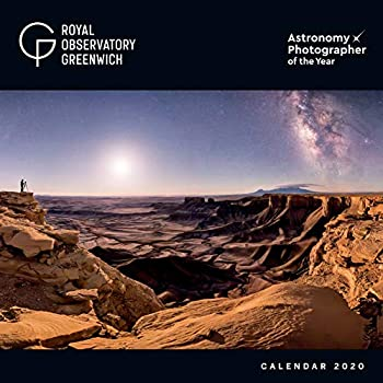 Greenwich Royal Observatory – Astronomy Photographer of the Year 2020 Calendar