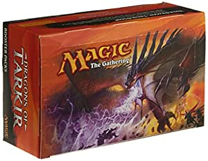 Affichage pour Magic : The Gathering : Booster de dragons de Tarkir (36 boosters)