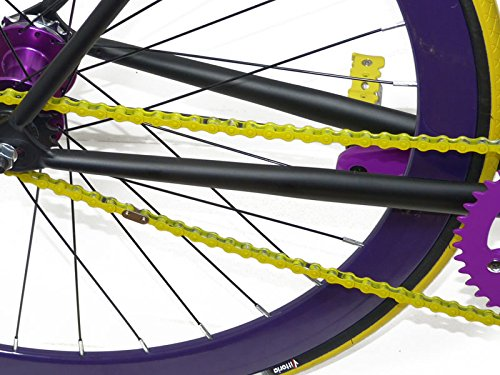 51Ds7wVDJmL - Permanent-Fahrrad Kelly-Single Speed Fixie