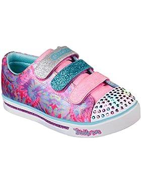 Skechers Sparkle Glitz-Pop Party, Zapatillas Para Niñas