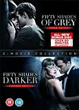 Fifty Shades Darker Fifty Shades of Grey DVD Double Pack [UK-Import]