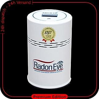 RadonEye Radon-Eye Gas Messgerät Logger Radongas RN2