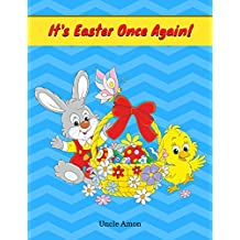 It's Easter Once Again: Short Story Picture Book for Beginning Readers (English Edition)