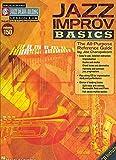 Jazz Play-Along Vol.150 Jazz Improv Basics + Cd