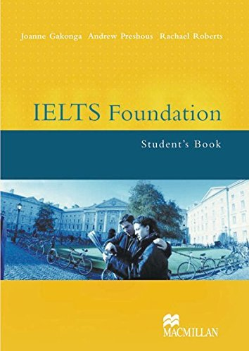 IELTS Foundation. Students Book. by Rachael Roberts (2004-04-30)