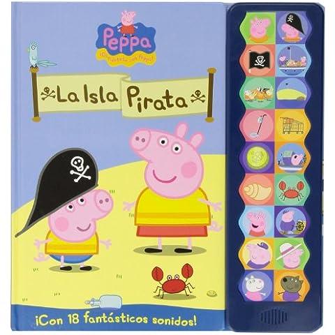 Peppa Pig. La Isla Pirata