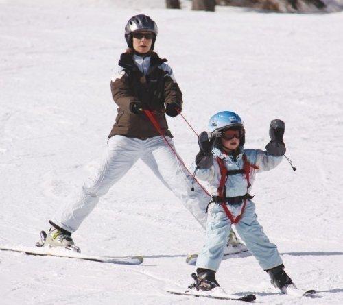 Preisvergleich Produktbild Easy-Turn Sicherheitsgurt für Kinder (Skifahren)