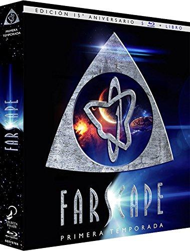 Farscape - Temporada 1 (Edición 15º Aniversario)...