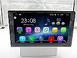 178* 10017,8cm de voiture universel GPS Système de Navigation GPS Quad Core Android 6.0Voiture Radio stéréo multimédia l'interface de l'Autoradio pour Nissan Qashqai 2DIN EN Dash Bluetooth Autoradio SWC Cam-in OBD2DAB + carte gratuit