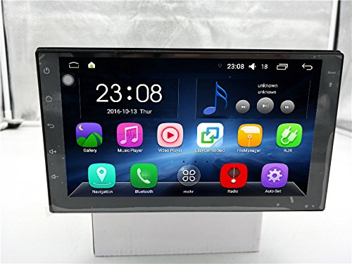 178 * 100 17,8 cm Universal GPS Auto GPS Navigation System Quad Core Android 6.0 Auto Radio Stereo Multimedia Haupteinheit für Nissan Qashqai 2 DIN In Dash Bluetooth Autoradio SWC cam-in OBD2 DAB + Gratis Karte (Nissan Sentra-touch-screen)